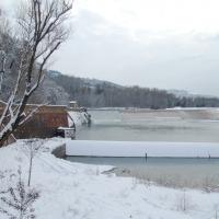La Chiusa di Casalecchio di Reno sotto la neve - Claudiazannoni - Casalecchio di Reno (BO)