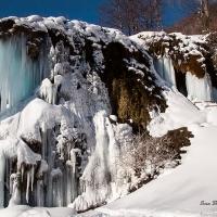 Vista invernale delle grotte - IvanBertusi - Castel d'Aiano (BO)