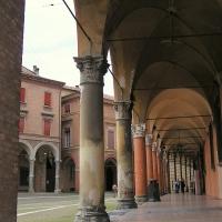 Porticato lungo Via Santa (Bologna) - Davide Rizzo - Bologna (BO)