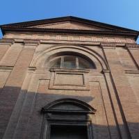 Basilica di Santa Maria in Regola e campanile (rosone) - Maurolattuga - Imola (BO)