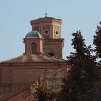 Chiesa cattedrale di San Cassiano (alto) - Maurolattuga - Imola (BO)
