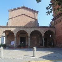 Chiesa di Santa Maria dei Servi (facciata) - Maurolattuga - Imola (BO)