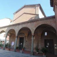Chiesa di Santa Maria dei Servi (arcata) - Maurolattuga - Imola (BO)