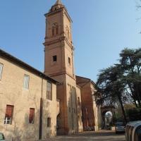 Chiesa di Santa Maria del Piratello 13 - Maurolattuga - Imola (BO)