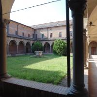 Chiesa San Michele e convento Osservanza (giardino interno) - Maurolattuga - Imola (BO)