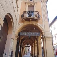 Farmacia dell'Ospedale della Scaletta (lato insegna3) - Maurolattuga - Imola (BO)
