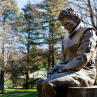Monumento ad Ayrton Senna - Parco delle Acque Minerali di Imola - Mario Palpati - Imola (BO)