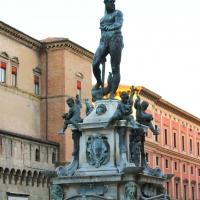 Fontana del Nettuno,Bologna - Claudia Longato - Claudialongato - Bologna (BO)