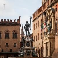 Nettuno visto da dietro - Antonio Perrone - Bologna (BO)