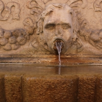 Dettaglio fontana 1 - Iacopobastia - Bologna (BO)