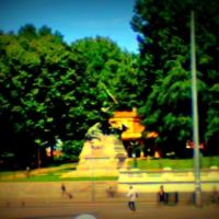 Monumento ai caduti VIII agosto 1848, guardare al passato per vedere il futuro - Marcheselli Giacomo - Bologna (BO)