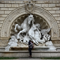 Fontana del Pincio ( Bologna) - Irene Sarmenghi - Bologna (BO)