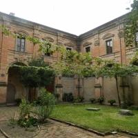 Chiostro di Santa Maria in Regola - Riccardo.Rigo - Imola (BO)