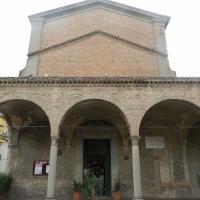 Chiesa di Santa Maria dei Servi (facciata e portico) - Riccardo.Rigo - Imola (BO)