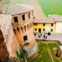 Mastio della Rocca a colori - Opi1010 - Imola (BO)