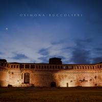La Rocca al calar della sera - Simona Buccolieri - Imola (BO)