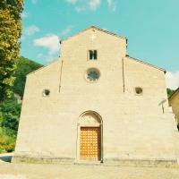 Pieve romanica del XII secolo estate 2015 - LUCIA CLO - Marzabotto (BO)