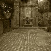 Navata chiesa di casaglia - Nicola Carlino - Marzabotto (BO)
