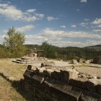 Altare e ruderi chiesa - Nicola Carlino - Marzabotto (BO)