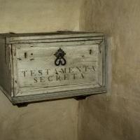Testamenta secreta - Andrea0250 - Pieve di Cento (BO)