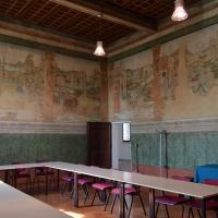 Bentivoglio, Castello, Sala del Pane - Cinzia Malaguti - Bentivoglio (BO)