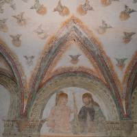 Bentivoglio, Castello, decorazioni della cappella, - Cinzia Malaguti - Bentivoglio (BO)
