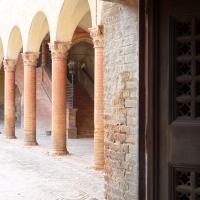 Dentro-fuori, Castello di Bentivoglio - Ricki87 - Bentivoglio (BO)