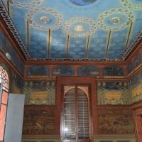 Bentivoglio, Palazzo Rosso, Sala dello Zodiaco - Cinzia Malaguti - Bentivoglio (BO)