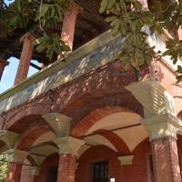 Bentivoglio, Palazzo Rosso, balcone - Cinzia Malaguti - Bentivoglio (BO)