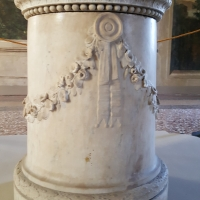 Apollino di Canova all'interno della Sala Boschereccia delle Collezioni comunali d'arte