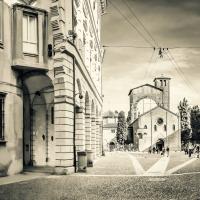 - Basilica di Santo Stefano - In Piazza Santo Stefano - Vanni Lazzari - Bologna (BO)