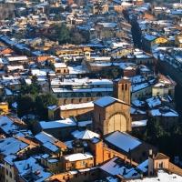 BO - Panorama con la Basilica di Santo Stefano - EvelinaRibarova - Bologna (BO)