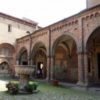 Chiostro della Basilica di Santo Stefano, Bologna - Chiari86 - Bologna (BO)