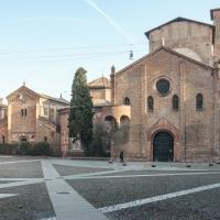 --Basilica di Santo Stefano - Sette Chiese-- - Vanni Lazzari - Bologna (BO)