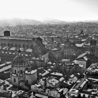 BO - Basilica San Petronio vista dalla Torre degli Asinelli - EvelinaRibarova - Bologna (BO)