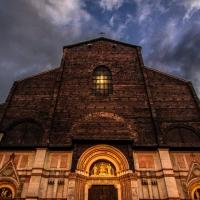 Facciata della Basilica di San Petronio - Angelo nacchio - Bologna (BO)