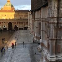 San Petrionio vista da Palazzo dei Notai - Waltre manni - Bologna (BO)