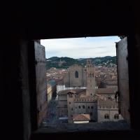 San Petronio da finestrella del campanile di San Pietro - Ste Bo77 - Bologna (BO)