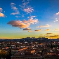 La vista panoramica su Bologna (dalla terrazza di San Petronio) - Angelo nacchio - Bologna (BO)
