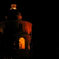 San Luca di notte, non perde di certo il suo fascino - Angelo nacchio - Bologna (BO)