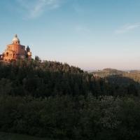 I colori della chiesa di San Luca - Pigna96 - Bologna (BO)