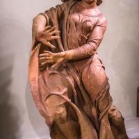 Compianto sul Cristo morto, detail, Maria di Cleofa - Ugeorge - Bologna (BO)