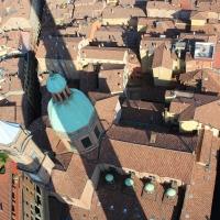 Chiesa Di Santa Maria Della Vita - visuale dall'alto della Torre degli Asinelli - G1G4BREAK - Bologna (BO)