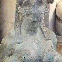 Bologna. Statua del Nettuno. Dettaglio - Raffacossa - Bologna (BO)
