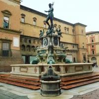 Fontana del Nettuno(1) - Clikbyclik - Bologna (BO)