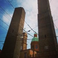 Le due Torri(1) - Clikbyclik - Bologna (BO)