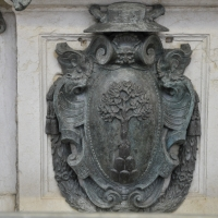 BO - Fontana del Nettuno - Dettaglio di Restauro 02 - ElaBart - Bologna (BO)