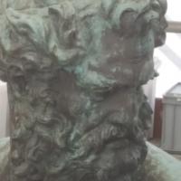Bologna. Statua del Nettuno. Viso del Nettuno - Raffacossa - Bologna (BO)