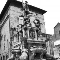 BO - Fontana del Nettuno e Palazzo Re Enzo 1 - EvelinaRibarova - Bologna (BO)