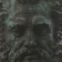 Bologna. Statua del Nettuno. Dettaglio viso del Nettuno - Raffacossa - Bologna (BO)